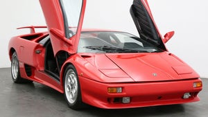 Lamborghini in James Bond Film 'Die Another Day' Up For Sale
