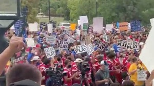 Connecticut State Capitol Overrun W/ Protesters After H.S. Football Cancelation
