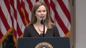Supreme Court Nominee Amy Coney Barrett Says She's Ready to Serve