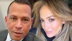 Alex Rodriguez Says 'Onward and Upward' with Jennifer Lopez, Flies to DR