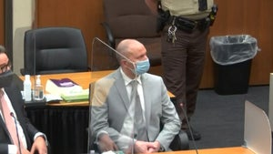 George Floyd Murderer Derek Chauvin Sentenced To 22.5 Years in Prison