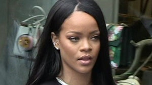 Cops Called After Man Sneaks Onto Rihanna's Property