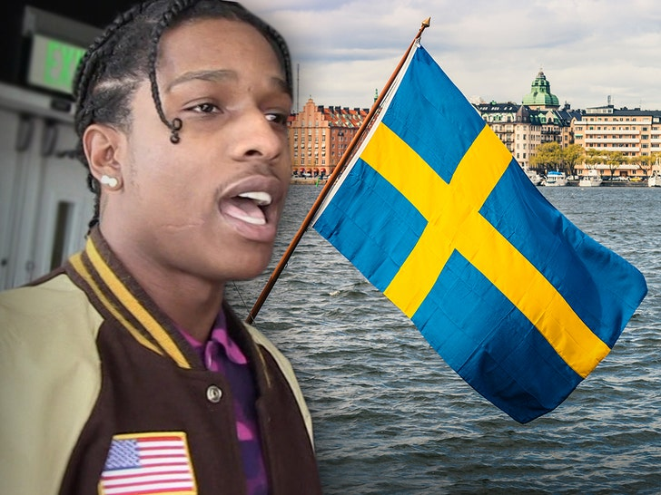 ASAP Rocky Announces First Show in Sweden Since Assault Conviction