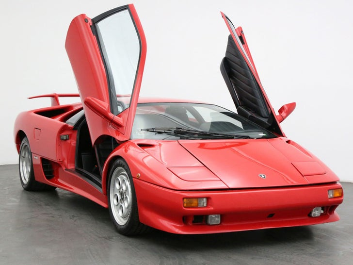 'Die Another Day' Lamborghini -- For $ALE!