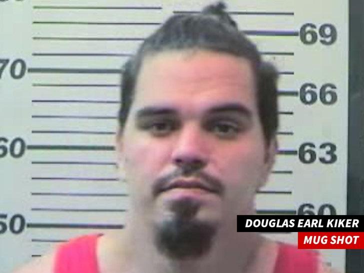 'American Idol' Contestant Doug Kiker Arrested For Domestic Violence.jpg