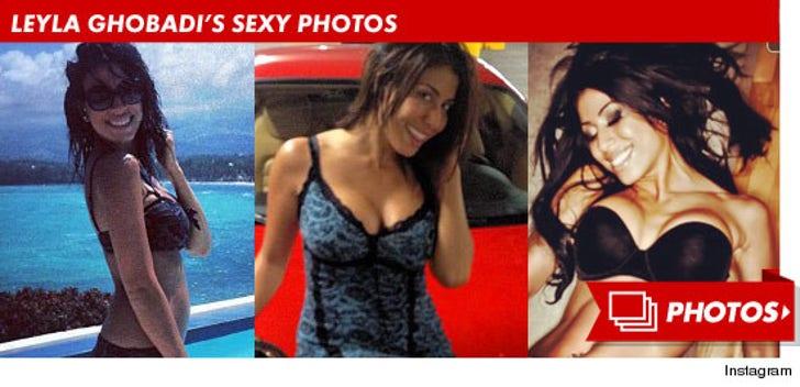 Leyla Ghobadi's Sexy Photos