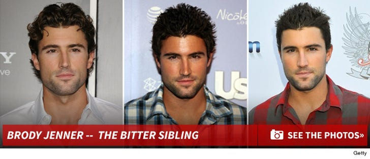 Brody Jenner -- Through The Years
