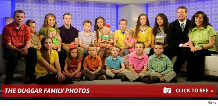 Duggar Family Photos