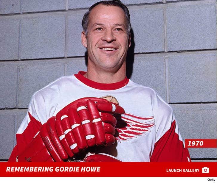 Remembering Gordie Howe