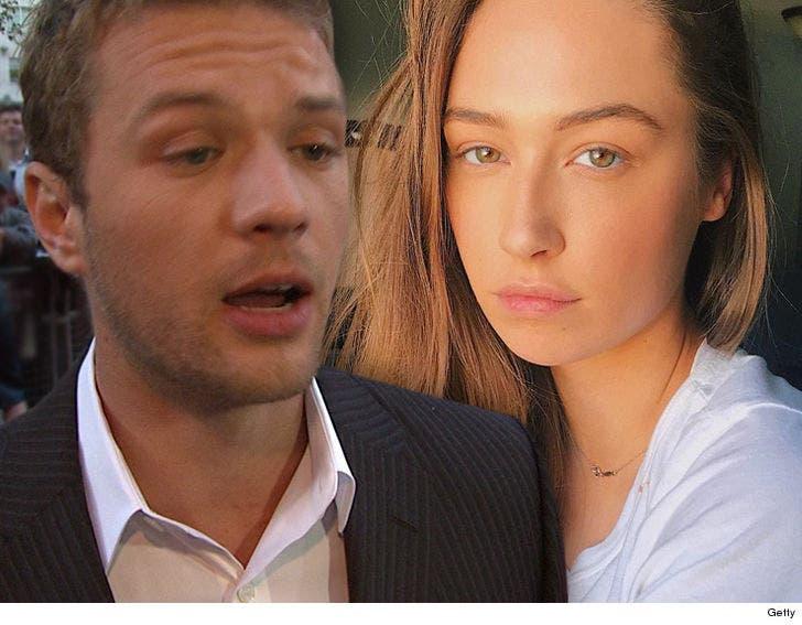 Ryan Phillippe Says Ex-Girlfriend Elsie Hewitt Lying About Domestic