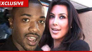 Ray J Wants Another Piece of Kim K
