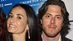 Demi Moore & Harry Morton -- Not Dating, Not Banging