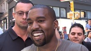 Kanye West -- Why So Mad Ray J? ... We're All In The Same Bed!! (VIDEO)