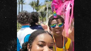 Dwyane Wade and Gabrielle Union Support 11-Year-Old Son at Gay Pride Parade