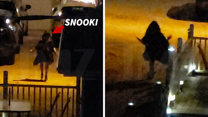 Snooki Melts Down and Storms Away from 'Jersey Shore' House