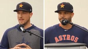 Alex Bregman & Jose Altuve Finally Apologize For Astros' Cheating Scandal