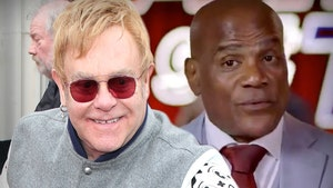 Elton John 'Moved to Tears' by Wrongly Imprisoned Man's 'AGT' Performance