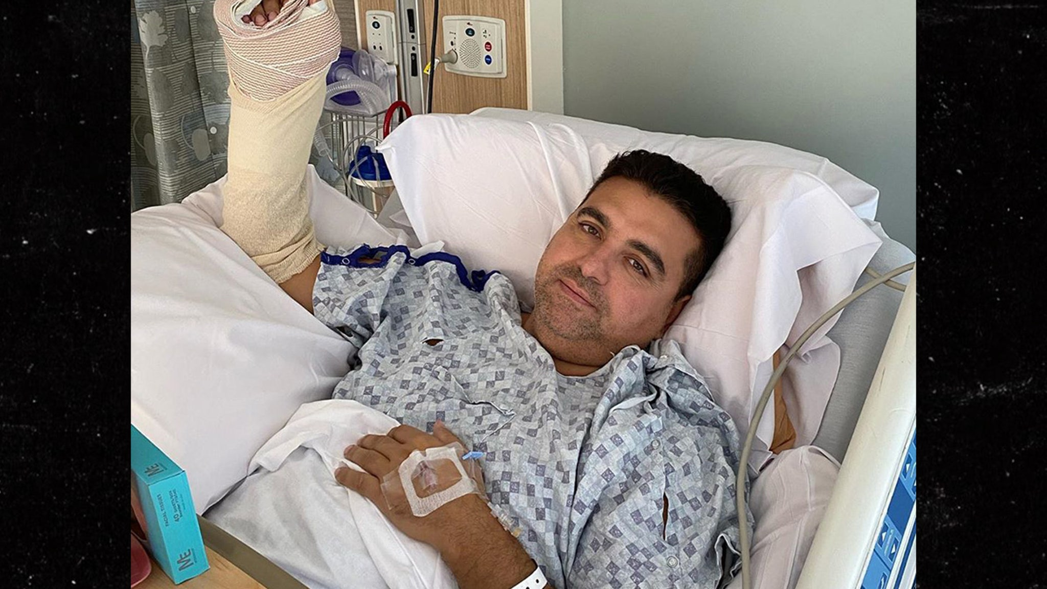 'Cake Boss' Star Buddy Valastro Impales Hand in Horrific Bowling Accident