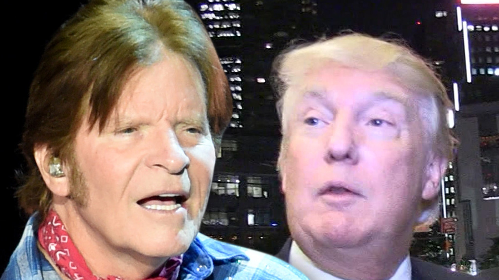 John Fogerty Demands Donald Trump Stop Playing 'Fortunate Son' - TMZ