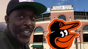 Michael K. Williams Honored With Orioles Announcer's Home Run Call, 'Best Not Miss'