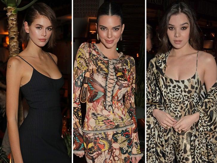 Inside Love Magazine's London Fashion Week Party