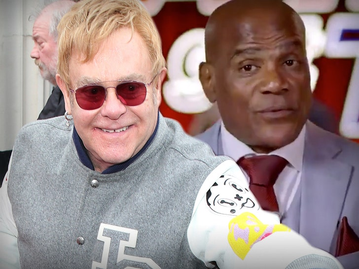 Elton John 'Moved to Tears' by Wrongly Imprisoned Man's 'AGT' Performance - EpicNews