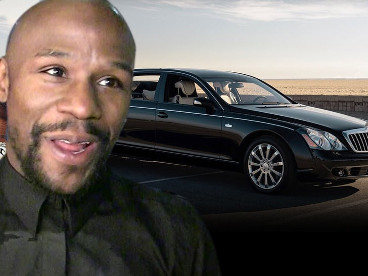 Floyd Mayweather In Celebrity Battle to Buy $2.6 Million Maybach.jpg