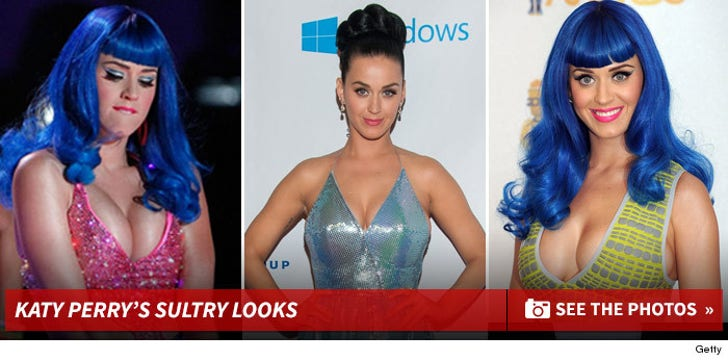 Katy Perry's Sultry Looks!