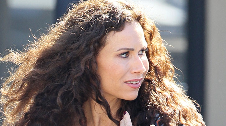 Minnie Driver My Neighbor Pulled A Driveway Ambush