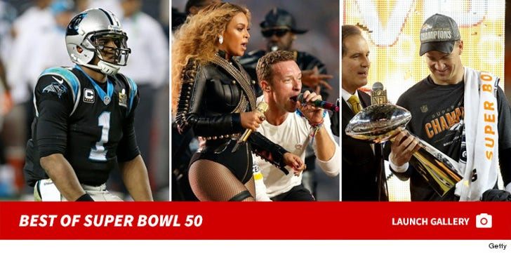 Best of Super Bowl 50 Photos