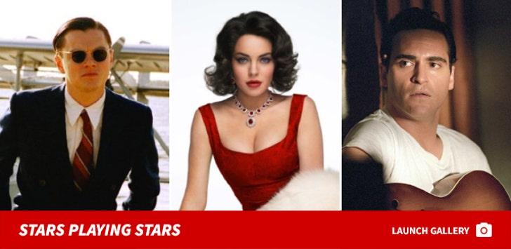 Stars Playing Stars in Biopics