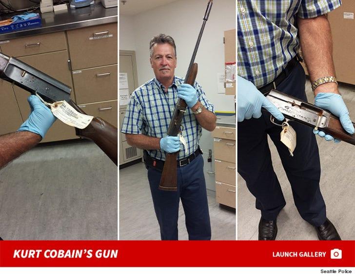 Kurt Cobain's Gun