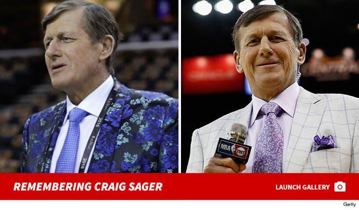 Remembering Craig Sager
