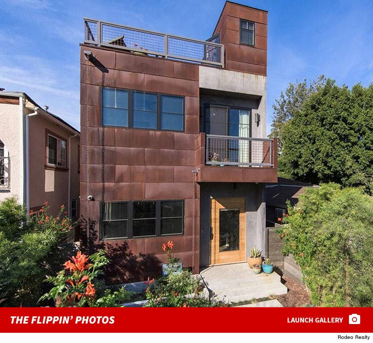 Don Cheadle's Flippin' Venice Beach House