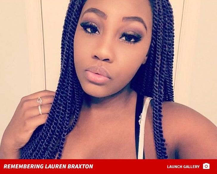Remembering Lauren Braxton