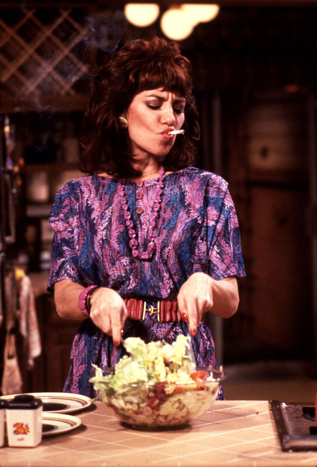 Katey Sagal played the role of Peggy Bundy on 'Married... with Children'