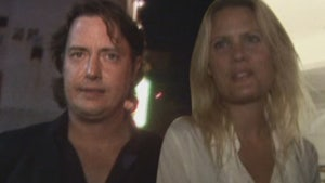 Jason London & Wife Sue Bar -- Your Beating Ruined Our Marriage!