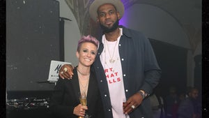 LeBron Parties with Megan Rapinoe, Who Needs The White House?