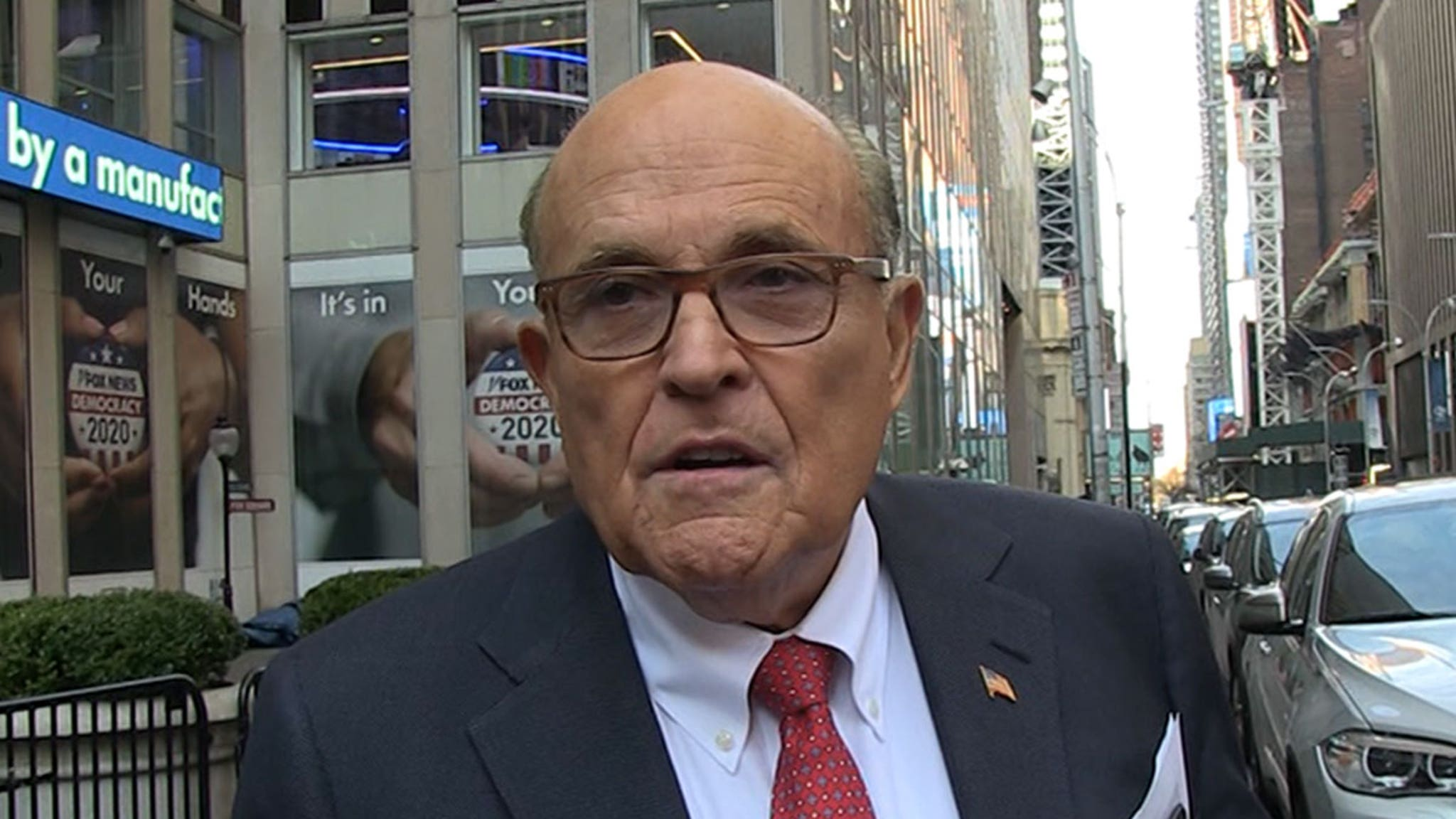 Rudy Giuliani Says Prez Trump's Right, Put Pete Rose In The HOF!