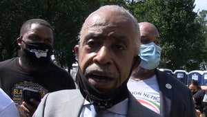 Al Sharpton Says Athletes Are Kickin' Serious Ass with Social Justice Action