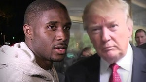 Reggie Bush Floats Donald Trump COVID Conspiracy Theory, 'It's All a Game'