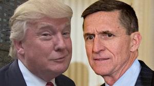 President Trump Pardons Gen. Michael Flynn