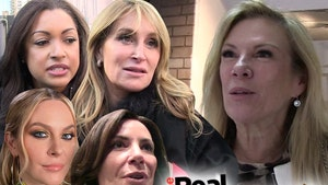 'RHONY' Cast Angry at Ramona Singer Over Reckless COVID Behavior