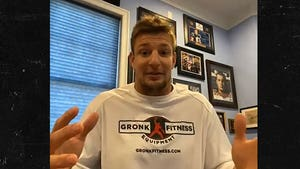 Rob Gronkowski's Releasing Rare Digital Trading Cards, Cashing In On NFT Boom