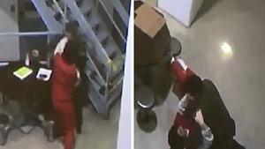 Stoneman Douglas Shooter Nikolas Cruz Attacks Jail Guard, Caught on Video