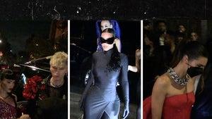 Kim Kardashian, Justin Bieber, Kendall Jenner Hit Up Balenciaga's Met Gala After-Party