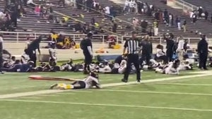 Four People Shot at High School Football Game in Alabama, Video of Chaos