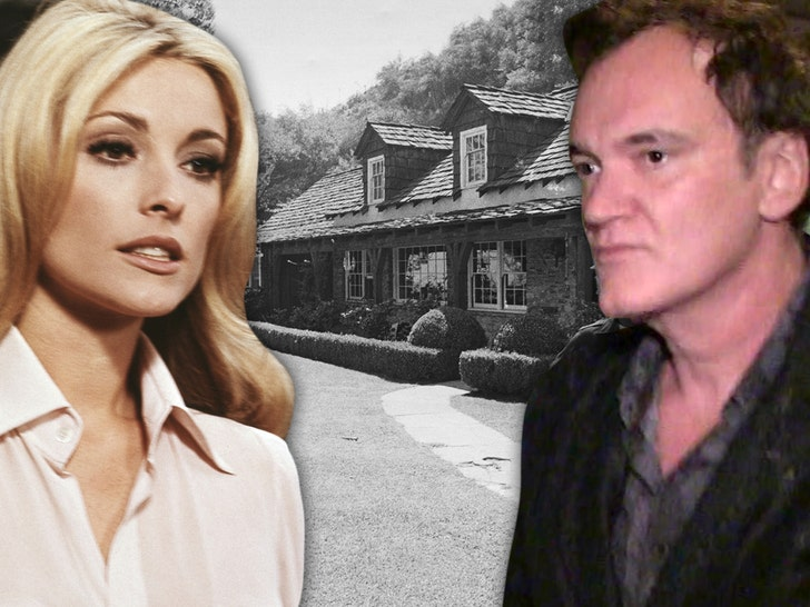 Once Upon a Time in Hollywood' Fans Flocking to Sharon Tate's Murder