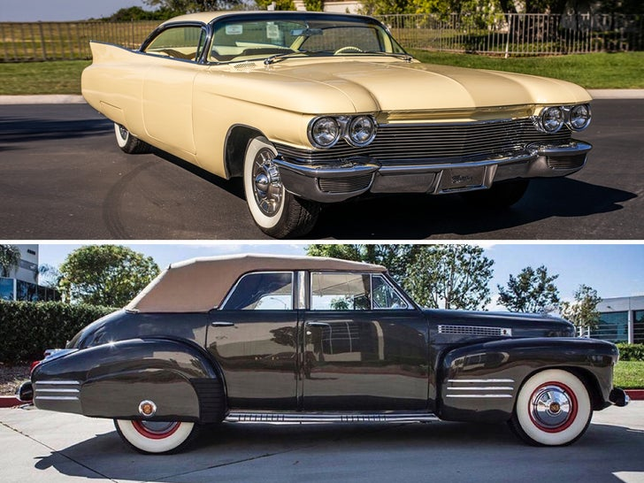 Travis Barker's Cool Cars For Sale