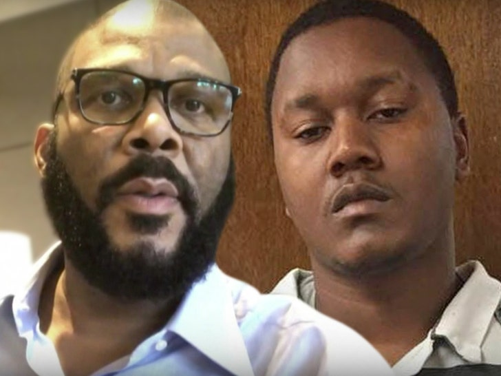 Tyler Perry's Nephew Dead from Hanging in Jail, Family Suspicious